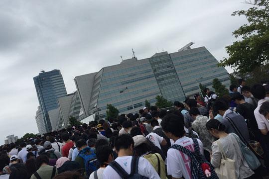 コミケC94 TFTビル