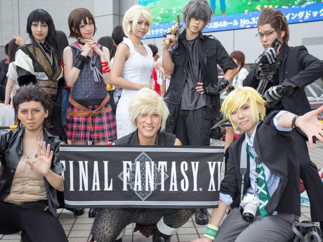 コミケC92 ファイナルファンタジー