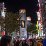 渋谷 ハロウィン 109
