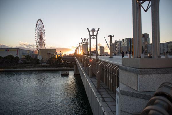 コミケC95 夢の大橋 サンセット