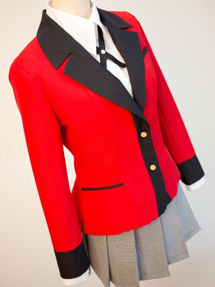 賭ケグルイ 百花王学園女子制服 コスプレ衣装