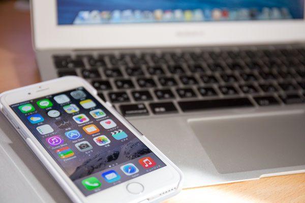 お問い合わせ iPhone Macbook