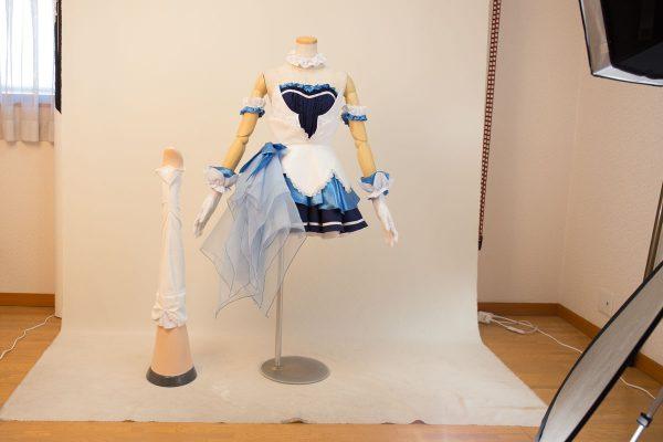 コスプレ衣装 撮影 デレマス スターライトステージ