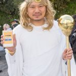 ワンフェス2019[冬] コスプレ バイトの神様 松本人志 左門
