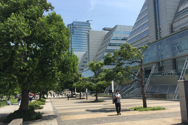 コミケC96-2日目 入場待機列 TFT付近