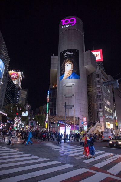 渋谷ハロウィン2020 109