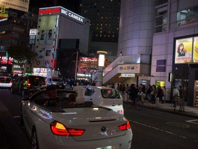 渋谷ハロウィン2020 BMW TENGA コスプレ
